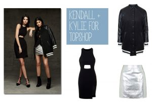 New Arrivals: Kendall + Kylie Jenner's Holiday Looks at Topshop