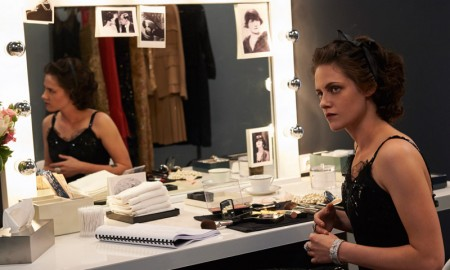 Kristen Stewart behind the scenes on Chanel 'Once and Forever' film