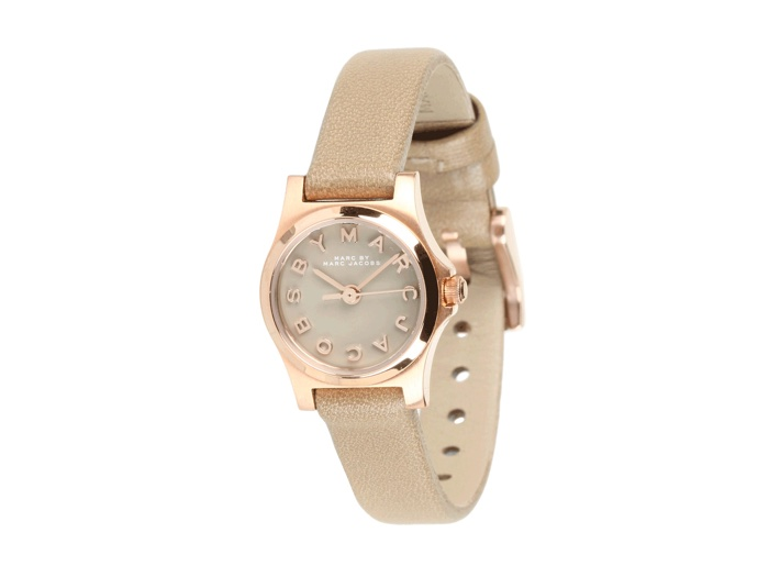 Marc by Marc Jacobs Henry Dinky Rose Gold Watch