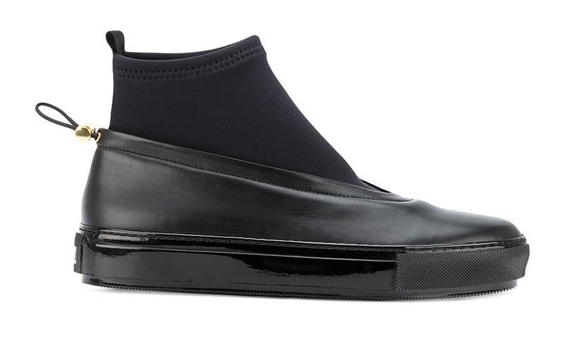 Marni Neoprene Sock Sneaker Boot $800