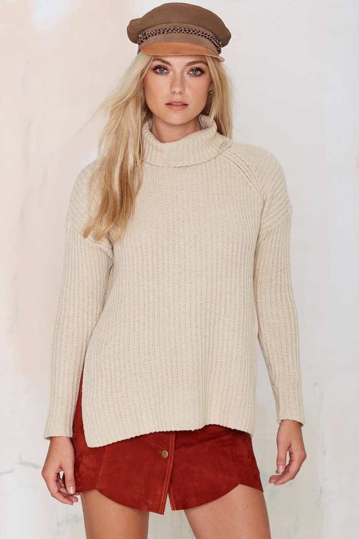 Neuw Turtleneck Sweater available for $118.00