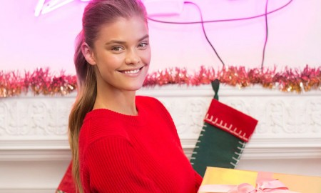 Nina Agdal stars in Michael Kors holiday 2015 video