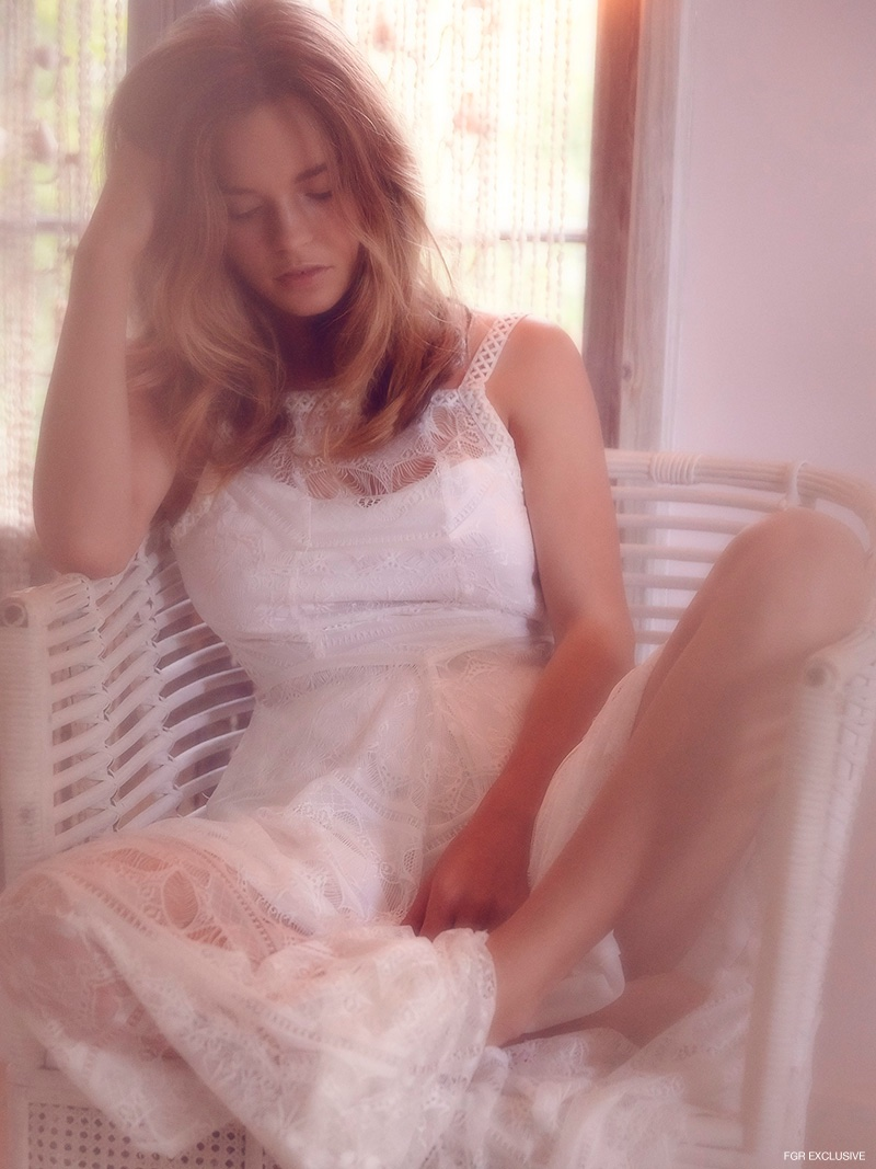 Dress All The Wild Roses