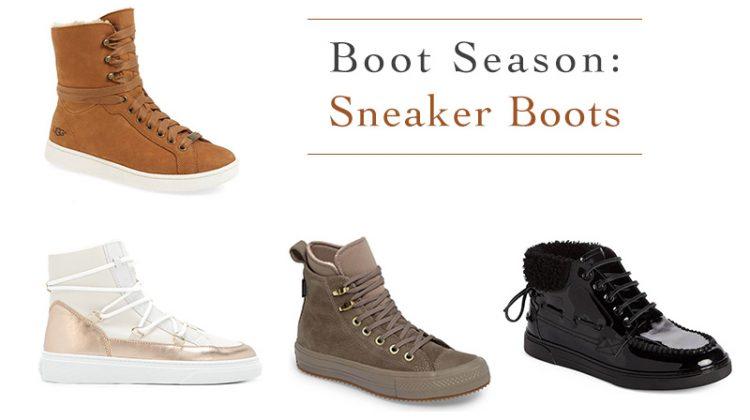 Sneaker Boots for Women