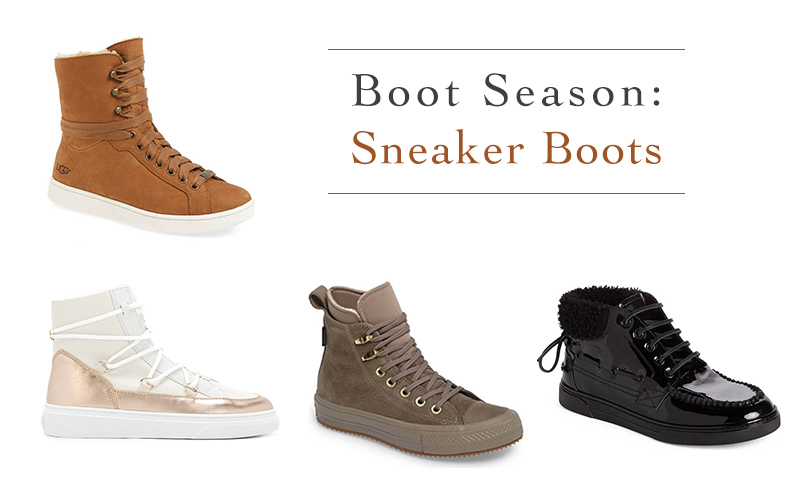 Sneaker Boots for Women