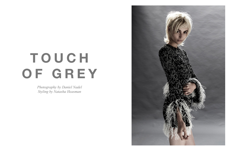 Touch Of Grey - Kat Grube By Daniel Nadel