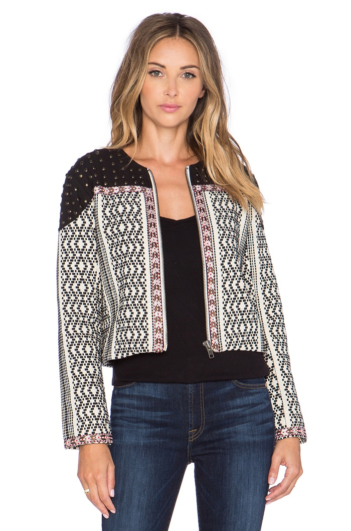 Tularosa Studded Jacket