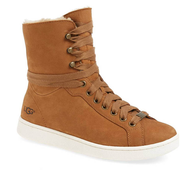 UGG Starlyn Genuine Shearling Lined Boot $149.95