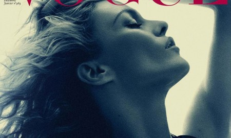 Vanessa Paradis on Vogue Paris December-January 2015.2016 cover