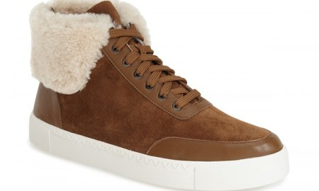Via Spiga Maia Sneaker Boot in Brown
