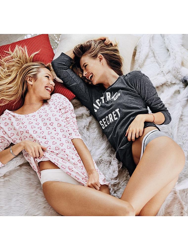 Behati Prinsloo + Candice Swanepoel Victoria's Secret