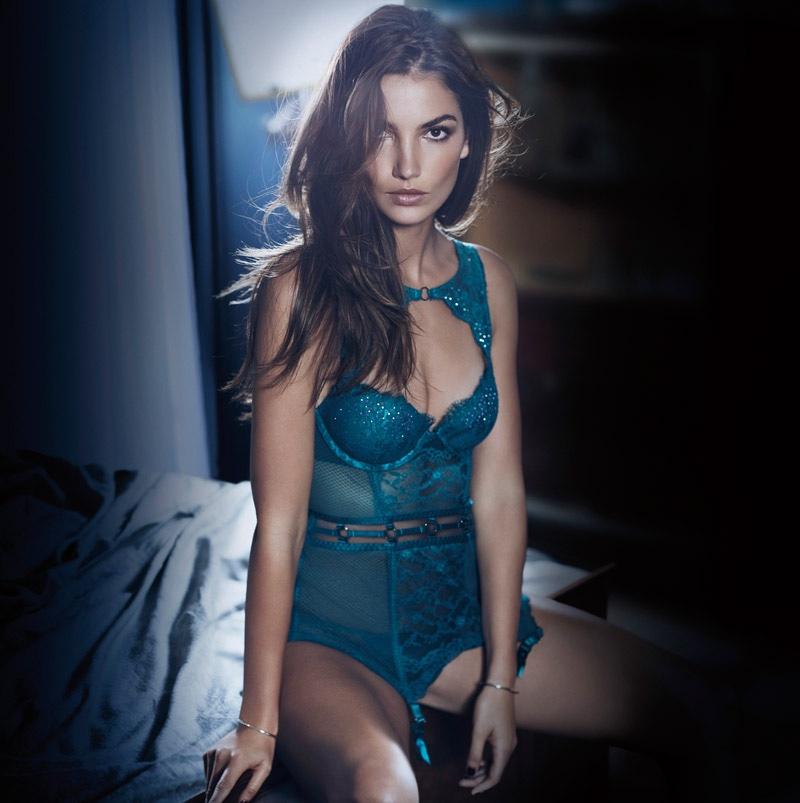 269645db220 Behati Prinsloo, Lily Aldridge Front Victoria's Secret 'Very Sexy ...