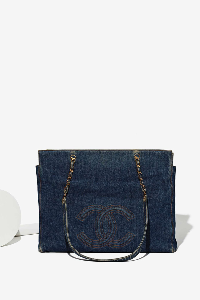 Shop Vintage Chanel Bags Amp Clothes At Nasty Gal