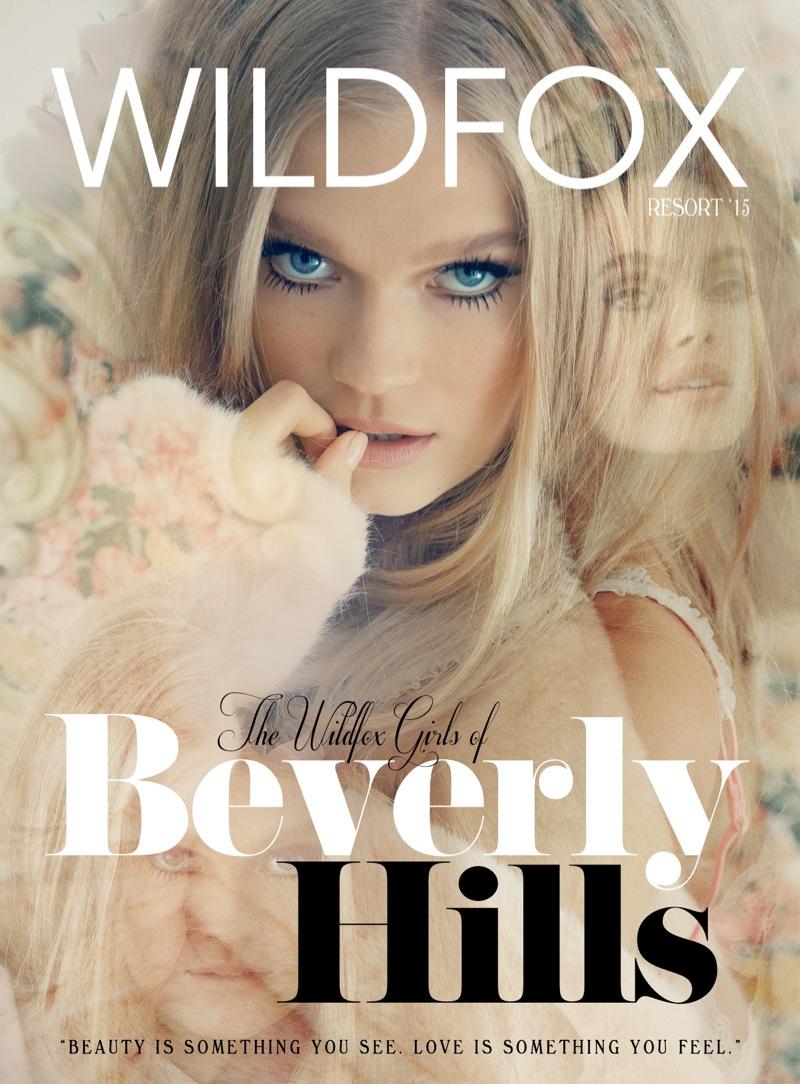 60s Calling: Wildfox Channels California Retro For Resort 2015