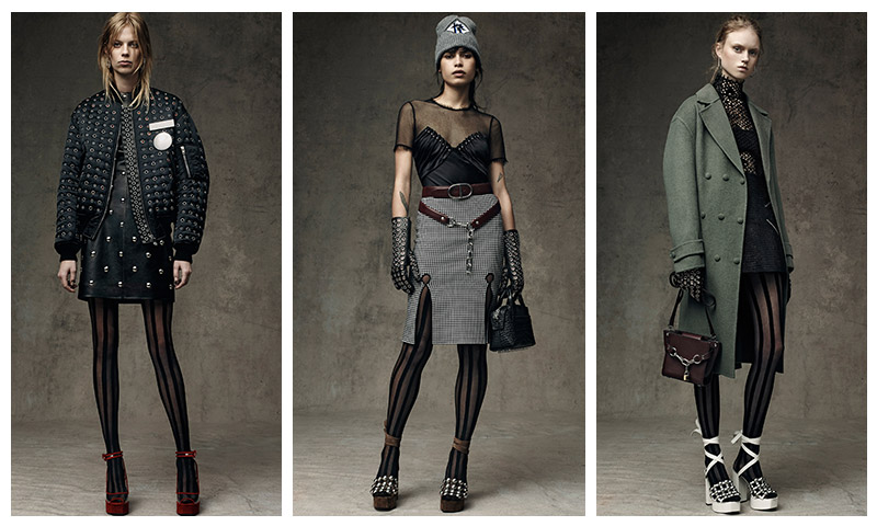 Alexander Wang Pre-Fall 2016: An Elegant Edge