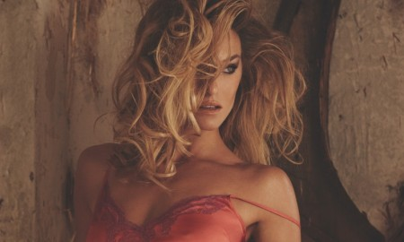 Bar Refaeli stars in Agent Provocateur's spring 2016 campaign