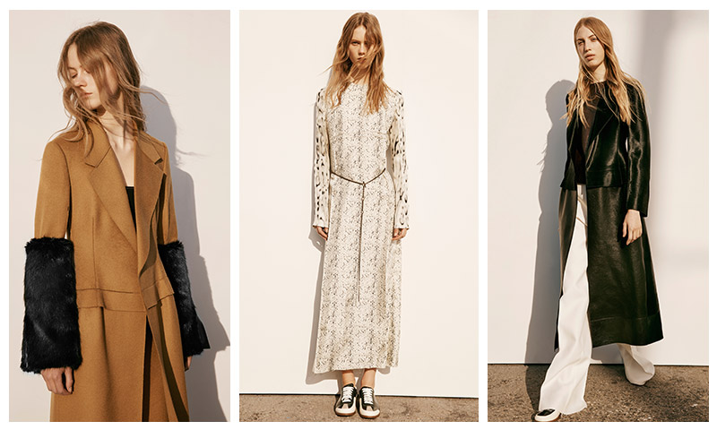 Calvin Klein Pre-Fall 2016: The Essential Wardrobe