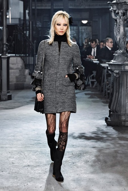 Chanel Channels Classic Cinema for Pre-Fall 2016
