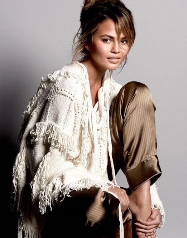 Chrissy Teigen stars in Vogue Thailand's January issue