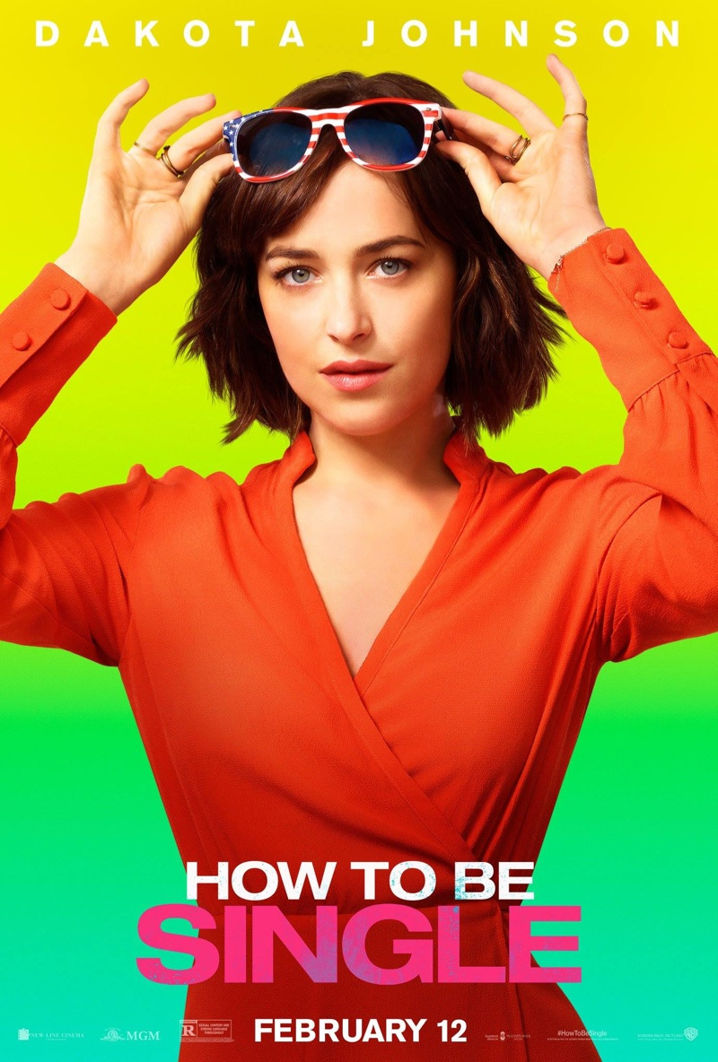 Dakota Johnson, Rebel Wilson Front 'How to Be Single' Posters