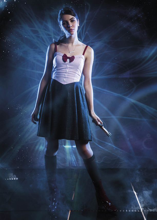Doctor Who x Hot Topic Dress with Bow Tie