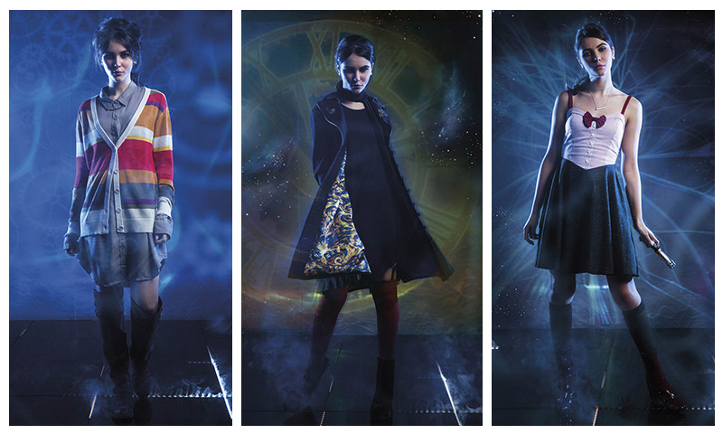 Hot Topic creates limited-edition Doctor Who clothing line