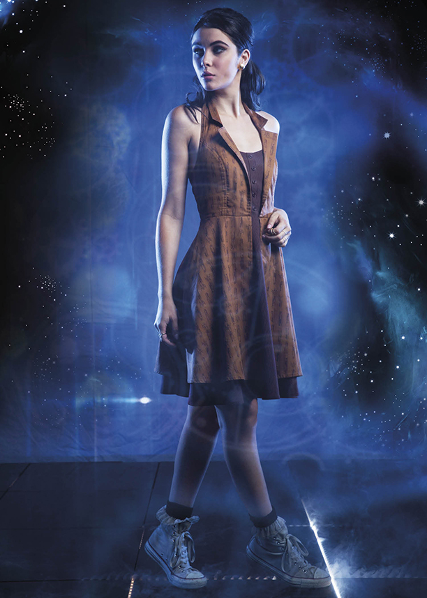 Doctor Who x Hot Topic Regeneration Dress