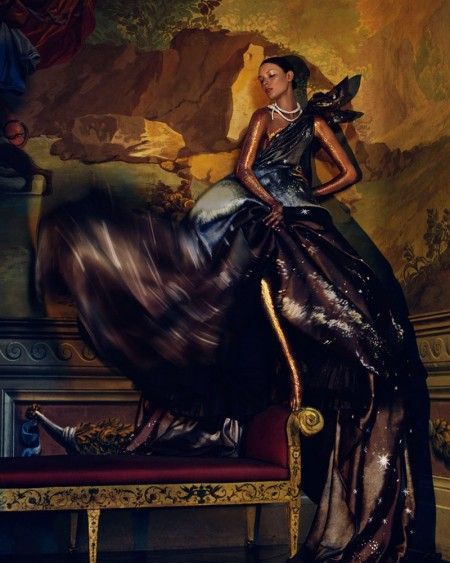 How to Spend It: Andrew Yee Captures Gorgeously Embellished Gowns