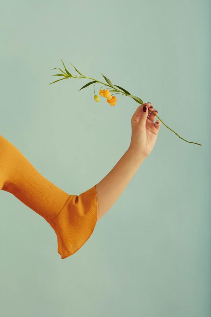 Emily Ratajkowski x Christy Dawn dress