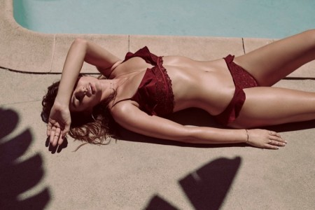 You Have to See For Love & Lemons' Debut Swim Collection