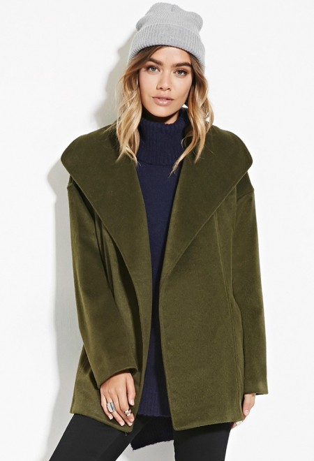7 Coats We Want From Forever 21's Winter Sale