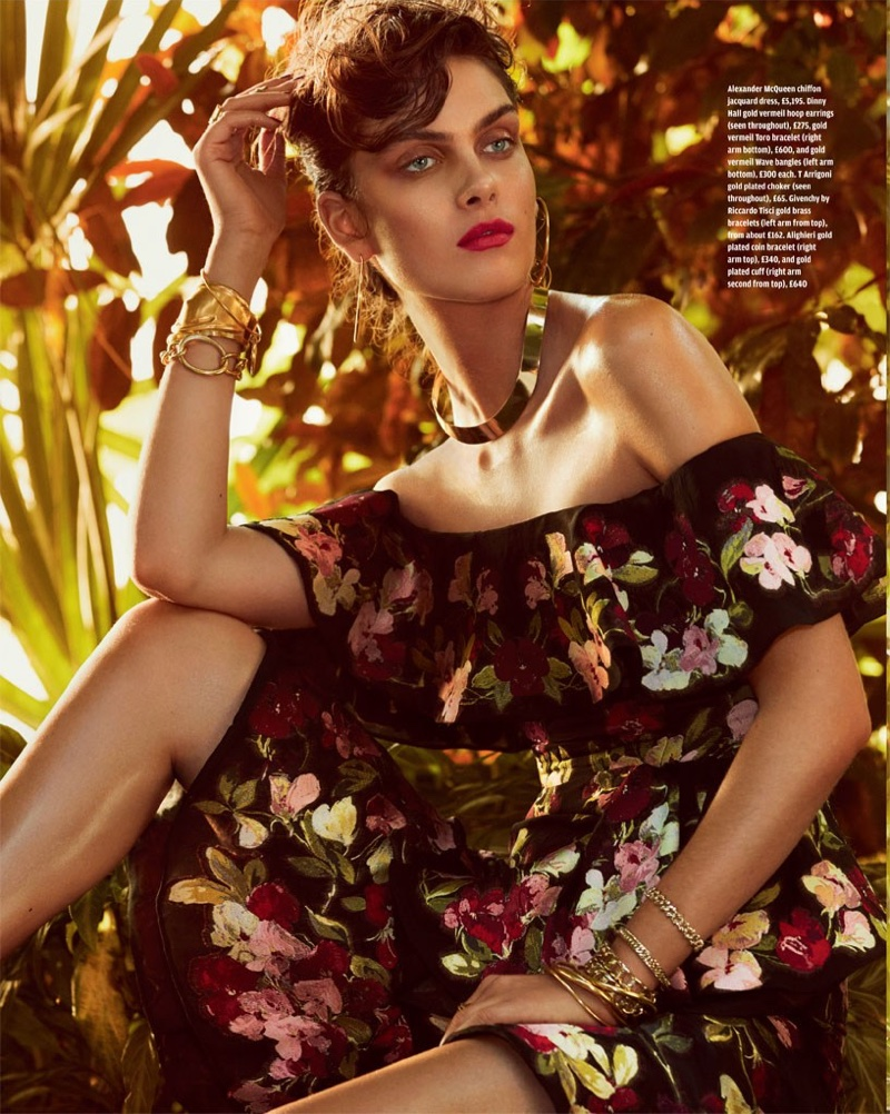 Tropical Style - Maria Palm For How To Spend It 2016