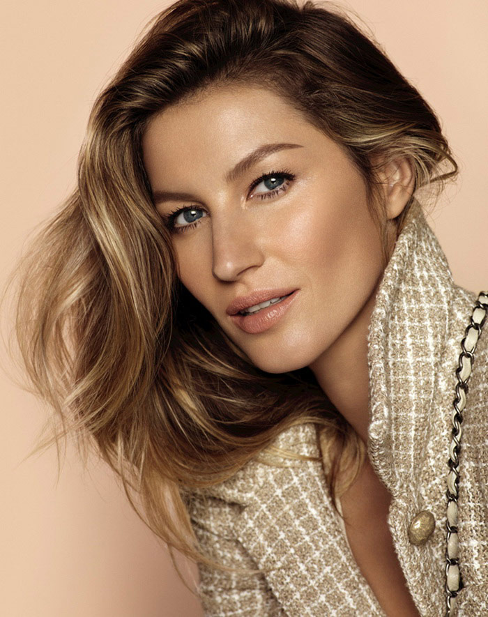 Gisele Bundchen is a Natural Beauty in New Chanel Film