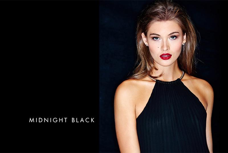 Guess Dallas Maxi Dress in Black