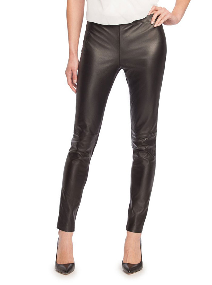 Marciano by Guess Coy Leather Leggings