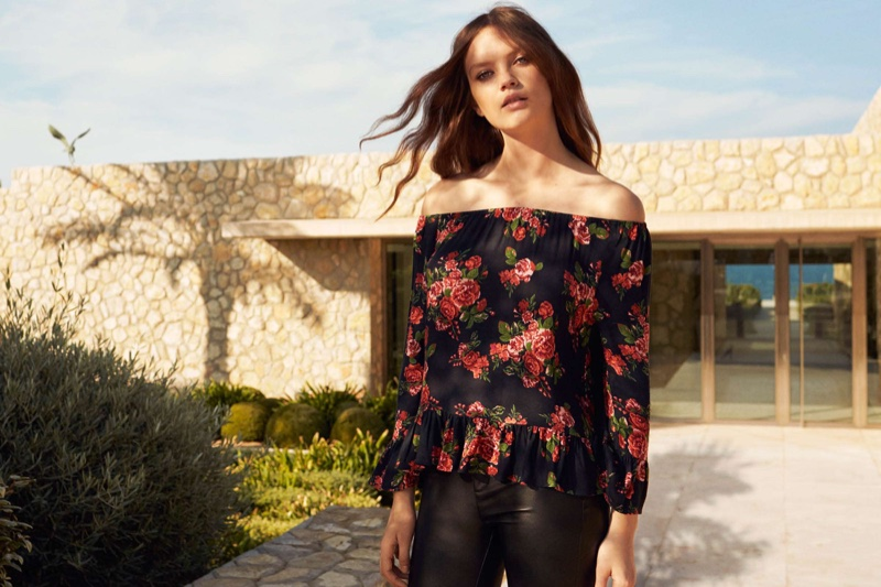 Pretty Cool: H&M Gives Spring Wardrobe Inspiration