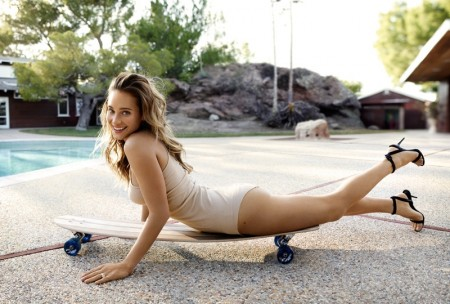 Hannah Davis Stars in Sexy GQ Feature, Talks Being Independent