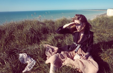 Never Let Me Go: Outerwear Looks Get Dreamy in Vogue China