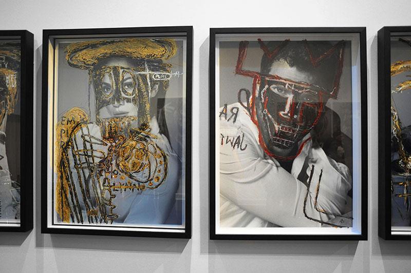 Hunter & Gatti 'I Will Make You a Star' exhibit in Miami