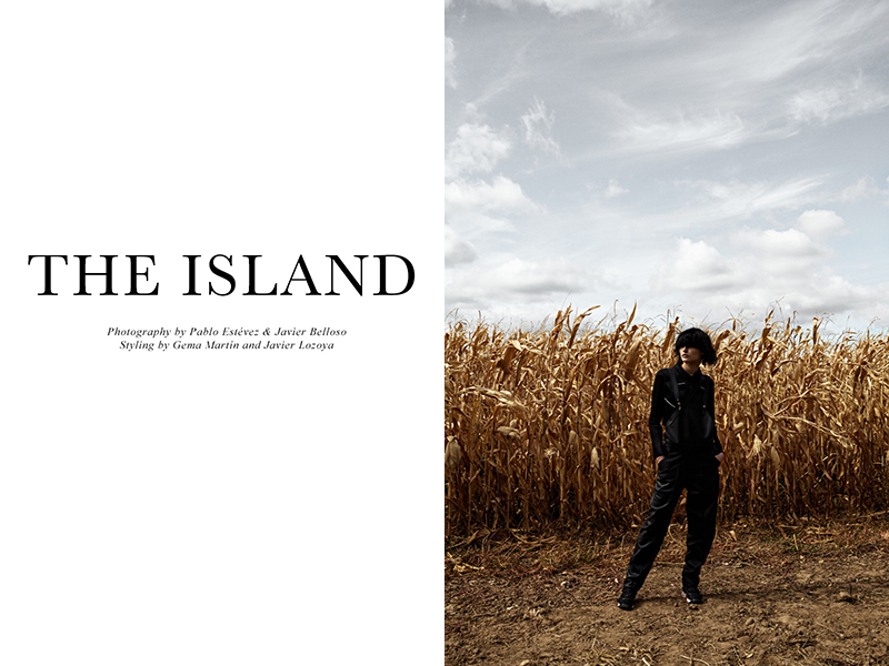 The Island - Jordan Van Der Vyver By Estevez + Belloso