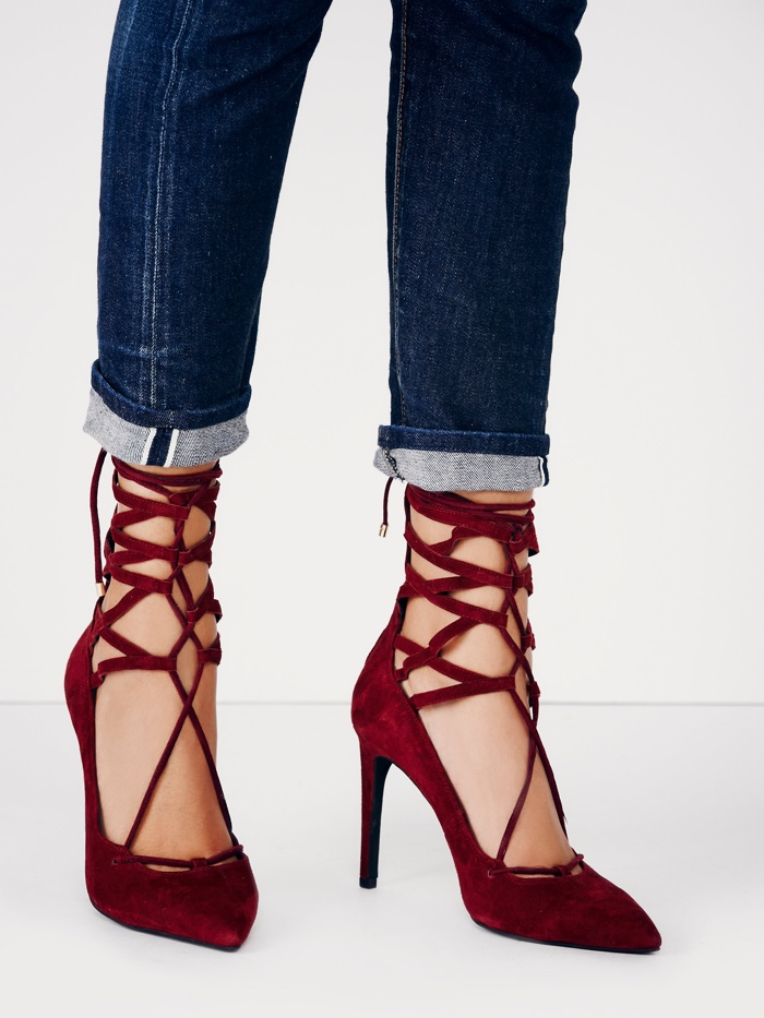 Shoe Gazing: 7 Cute Strappy Heels
