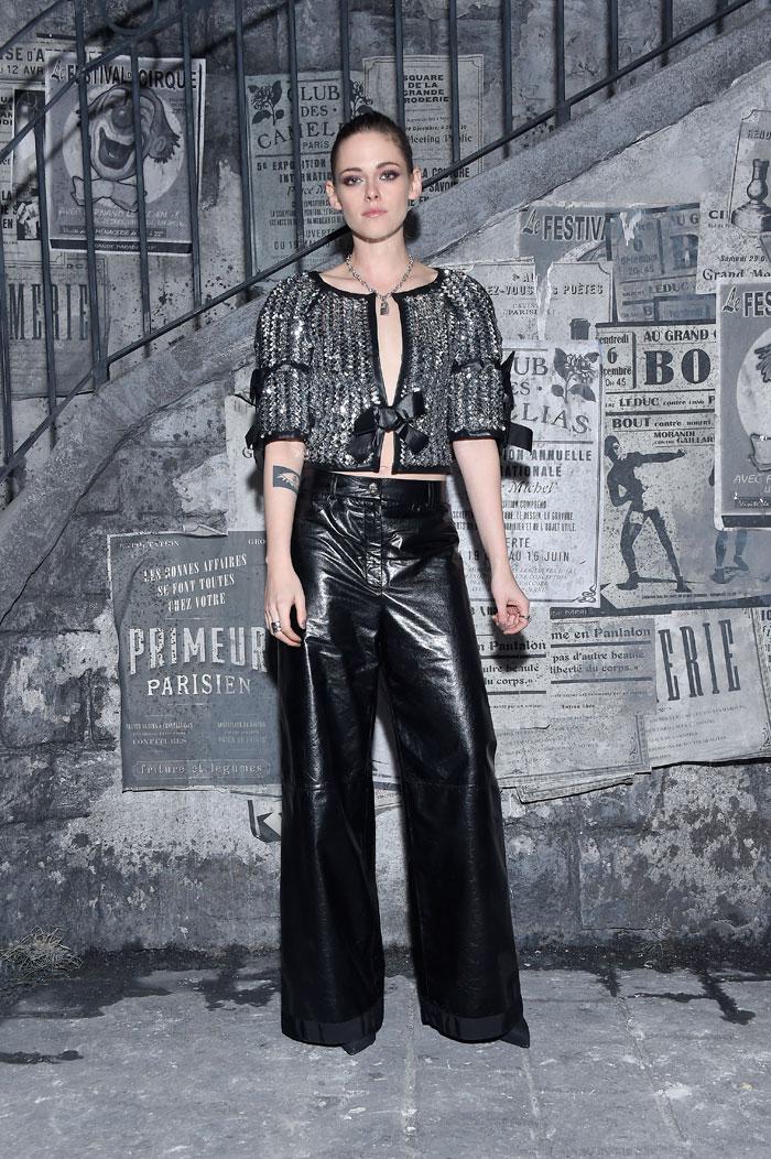 Kristen Stewart to Front Chanel Makeup Campaign
