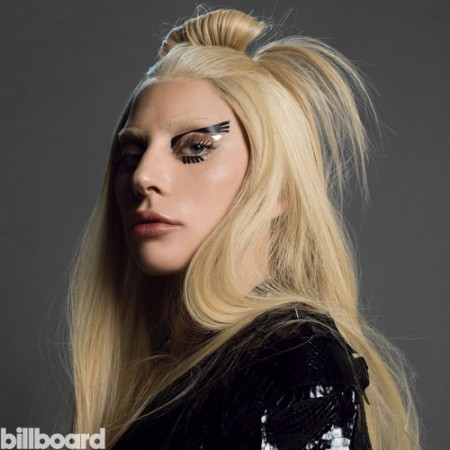 Lady Gaga Named Billboard's Woman of the Year, Talks Turning 30