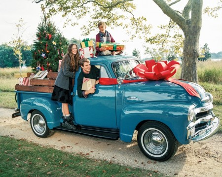 Land's End Launches Holiday 2015 Campaign Captured by Bruce Weber