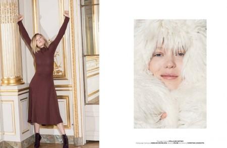 Lea Seydoux Stars in Sorbet Magazine, Talks 'Spectre' Character
