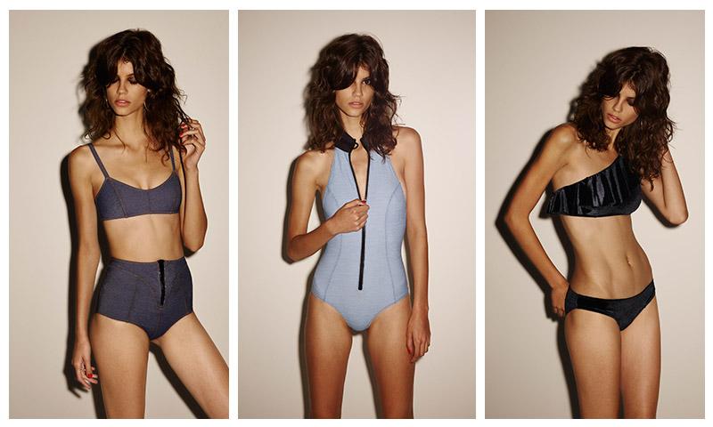 Lisa Marie Fernandez Resort 2016 Collection lisa marie fernandez resort 2016 swimsuits,70s Swimwear Fashion