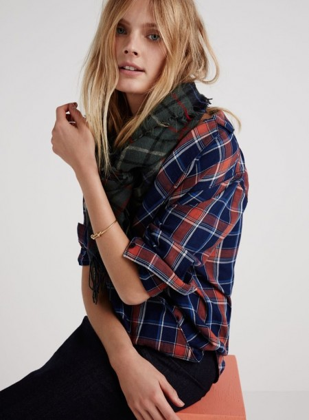 Focus on Outerwear: Madewell Does Cold Weather Dressing
