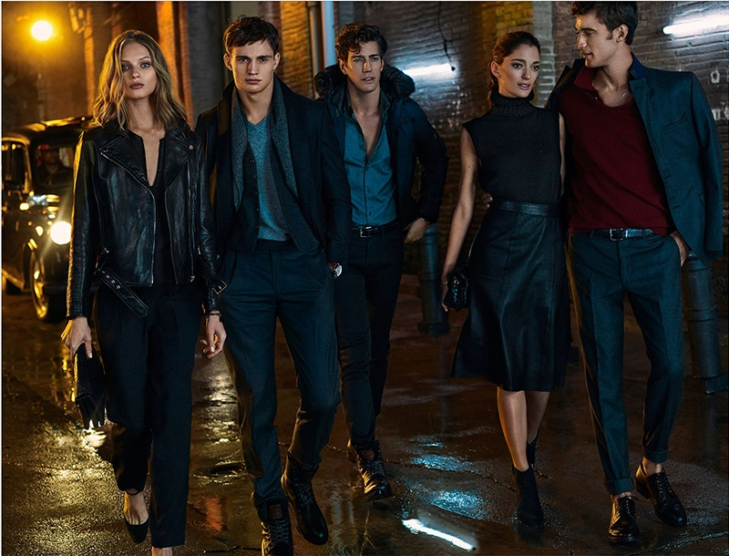 Get Some Holiday Dressing Inspiration With Massimo Dutti's Evening Looks