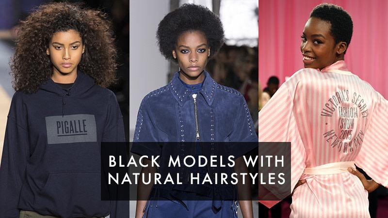Natural-Hairstyles-Black-Models