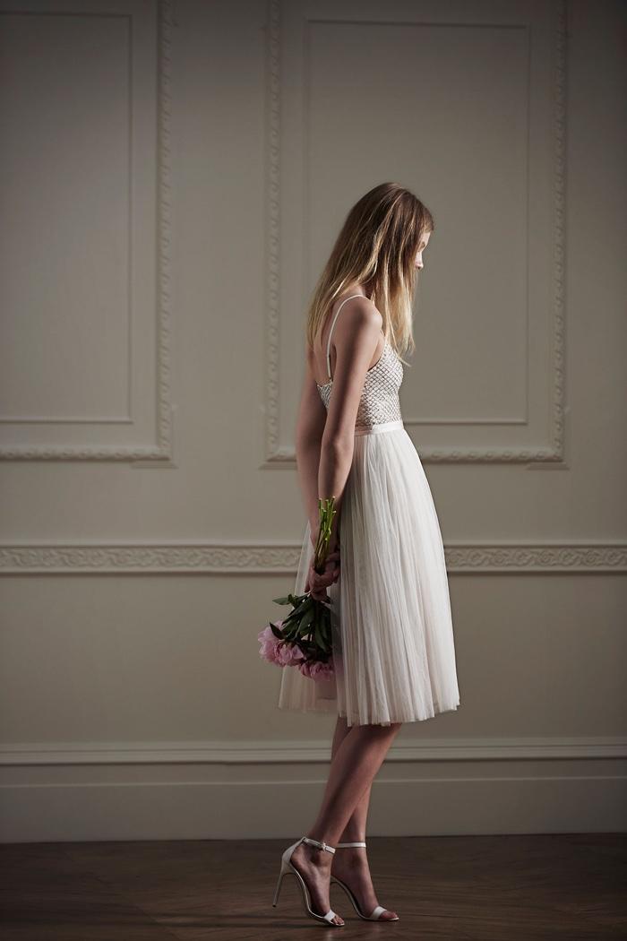 Midi Dress Wedding 61 Elegant Needle u Thread coppelia